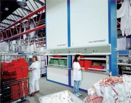 Instalatii de depozitare automatizata de la Elmas