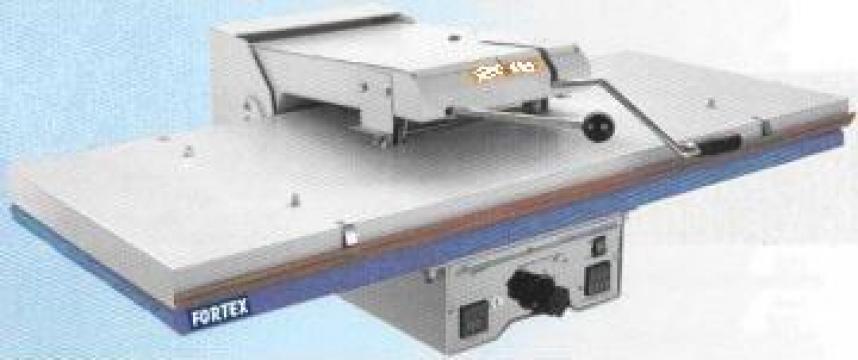 Presa termotransfer PLT 1250 de la Fortex
