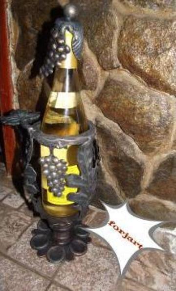 Suport sticla pentru bauturi de la Forjart Srl