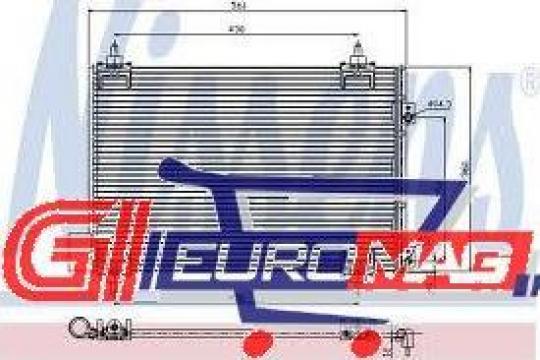 Radiator clima Peugeot 307 Citroen c4 de la Gi Euroservice