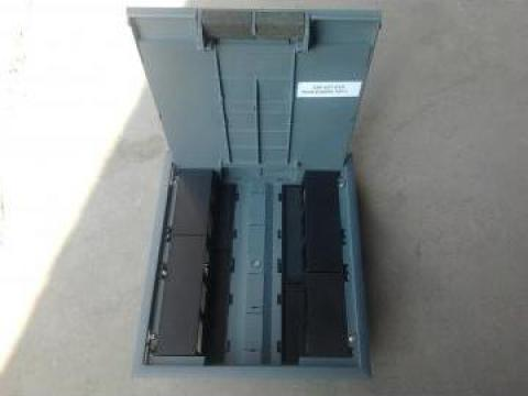 Clapa pardoseala 24 module de la Niedax Srl