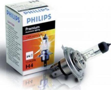 Bec halogen h4 12v 60/55w Philips