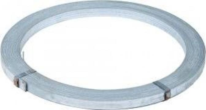 Platbanda zincata 25x4 mm de la Niedax Srl