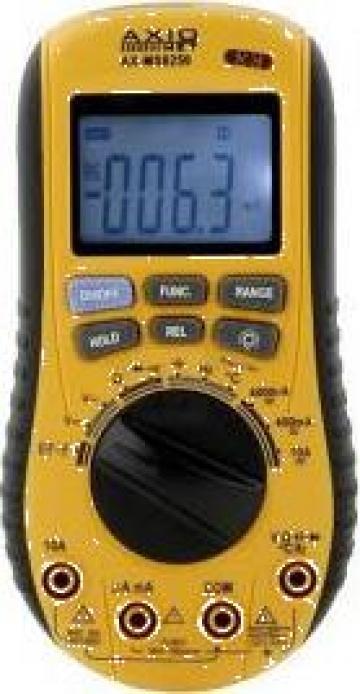 Multimetru digital cu detector de tensiune incorporat de la Redresoare Srl