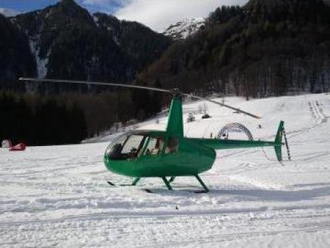 Inchirieri elicoptere de la Aerotaxi