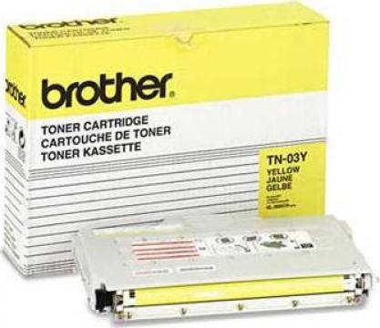 Cartus Imprimanta Laser Original Brother TN03Y
