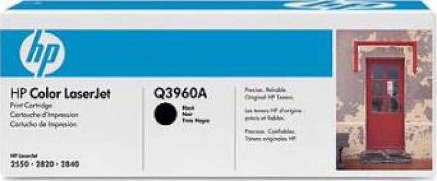 Cartus Imprimanta Laser Original HP Q3960A de la Green Toner