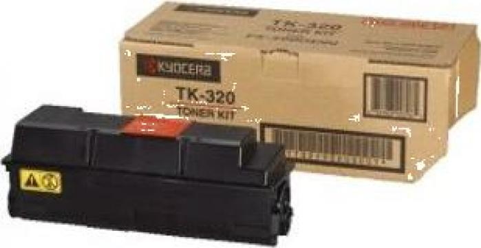 Cartus Imprimanta Laser Original KYOCERA TK-320 de la Green Toner