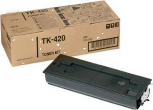 Cartus Imprimanta Laser Original KYOCERA TK-420 de la Green Toner