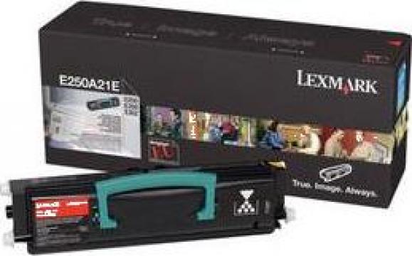 Cartus Imprimanta Laser Original LEXMARK E250A21E de la Green Toner