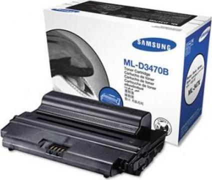 Cartus Imprimanta Laser Original SAMSUNG ML-D3470B de la Green Toner
