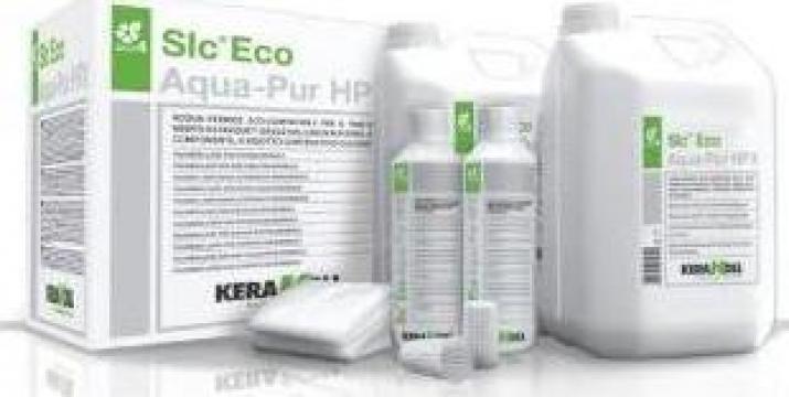 Lac parchet trafic intens Kerakoll - SLC Aqua Pur HPX