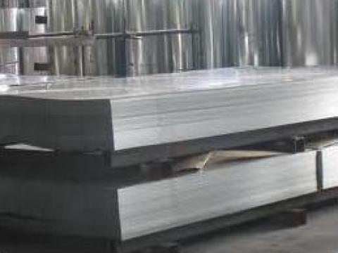 Tabla zincata lisa dreapta ZN de la Dinamic Blue Steel