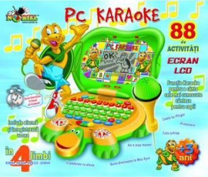 Jucarie Laptop Testoasa Karaoke
