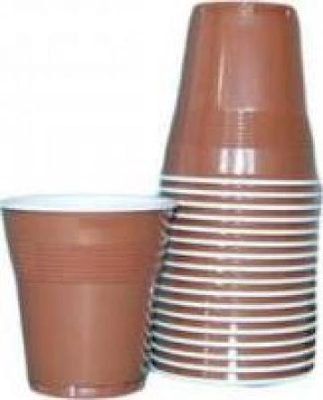 Pahare bicolore pentru automat de la Dair Comexim 2000 Srl