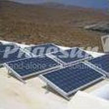 Sistem solar 300 W 405 Wh/zi de la Ecovolt