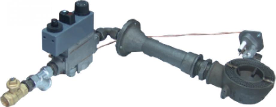 Arzator uz casnic cu termostat B de la Baza Tehnica Alfa Srl