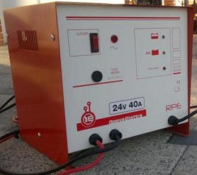 Redresor Nova Elettra 24V / 40A de la Redresoare Srl