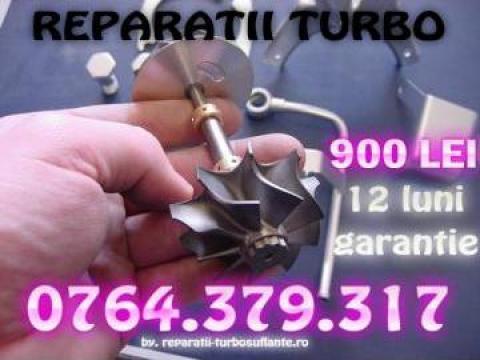 Reconditionari turbosuflante auto de la Reparatii Turbosuflante