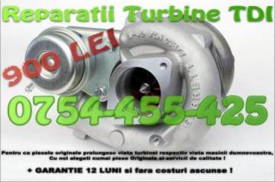 Reparatie si comercializare Turbosuflante Bucuresti de la Reparatii Turbosuflante