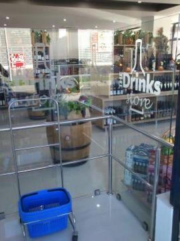 Compartimentari din sticla securizata de la Murrina Veneziana Srl