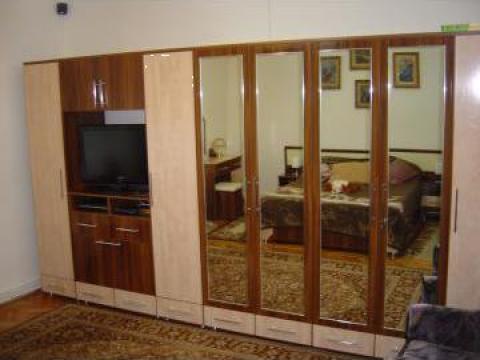 Mobilier dormitor de la Menco-prod Srl