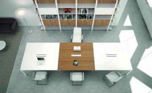 Masa sedinte - Meeting tables Officity de la Quadrifoglio Sistemi D'arredo S.P.A.