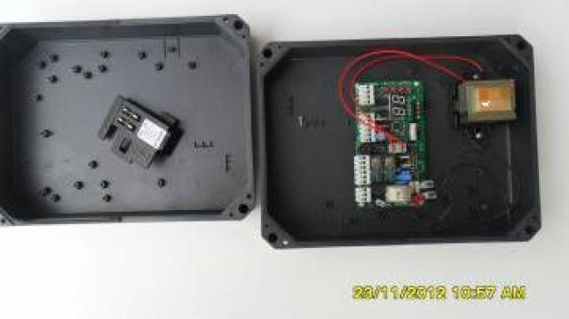 Controler automatizari Proteco Q80A, fotocelule RF36 de la Sc Oritex Srl