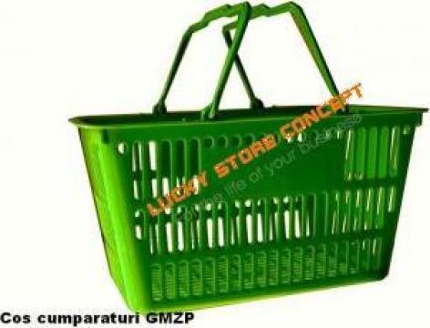 Cosuri de plastic cumparaturi minimarket