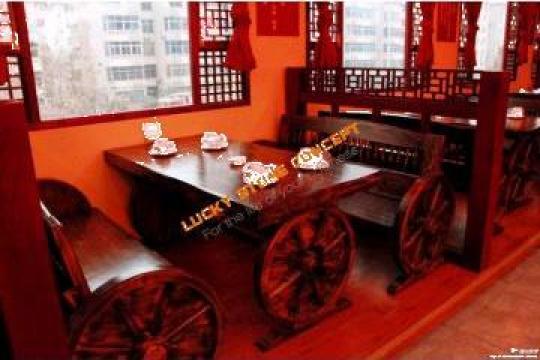 Mobilier restaurant, terasa