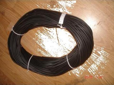 Tub electroizolant Varnish PVC diametru 6 mm de la Baza Tehnica Alfa Srl