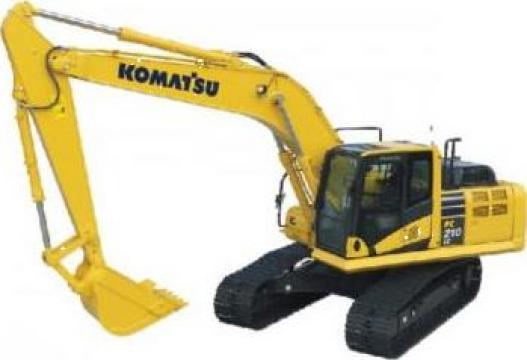 Ansamblu de rotire excavator Komatsu PC210