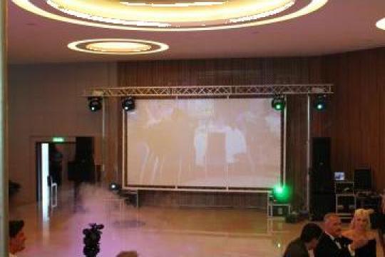 Inchiriere echipament video, sunet, lumini Iasi, Bacau Neamt
