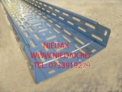Canal cablu metalic 60x100mm