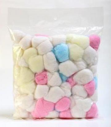 Bile bumbac pentru demachiere (Cotton balls) de la Sichuan God Dragon Daily Use Products Co.,ltd