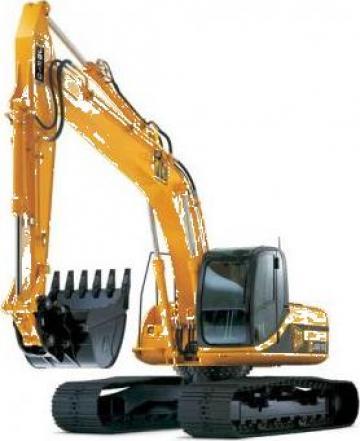 Servicii excavatii, fundatii, nivelari terenuri, demolari