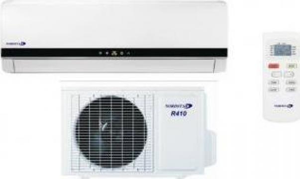 Sisteme de climatizare de la Sps Invest Srl