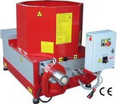 Presa bricheti hidraulica 200 kg/h