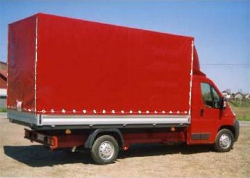 Prelate auto, camioane, remorci de la Dutu Metal Construct Srl