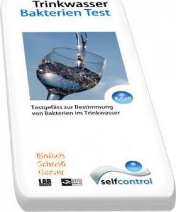 Test bacteriologic apa potabila TSC-B2 de la Tomas Prodimpex Srl.