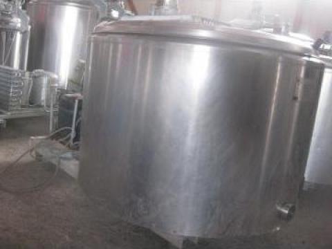 Rezervor inox lapte 440 litri de la Frigomilk Srl