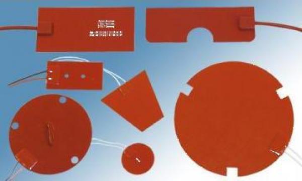 Rezistenta electrica flexibila incalzit cauciuc siliconic de la Tehnocom Liv Rezistente Electrice, Etansari Mecanice
