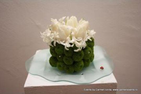 Aranjamente Florale Lalele Bucuresti By Carmen Events Srl Id