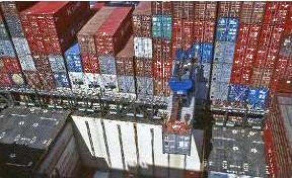 Servicii operare marfuri in portul Constanta Nord de la Green Marine Logistics Srl