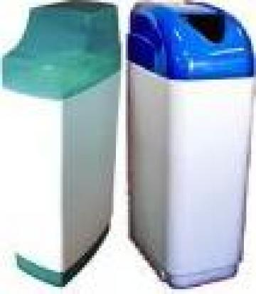 Statie dedurizare 1.0 mc/h Cabinet AK18/10EM1.0 de la Water Consulting