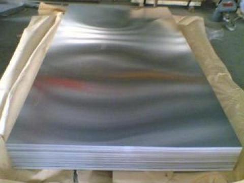 Tabla aluminiu nealiat 0.8x1000x2000 mm, ENAW 1050 H24