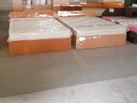Pat dormitor 130/190 de la Pixelmob Srl