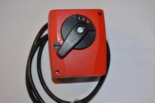 Sistem actionare electrica pentru vana cu 3 cai - Herz de la Ecoflam Srl