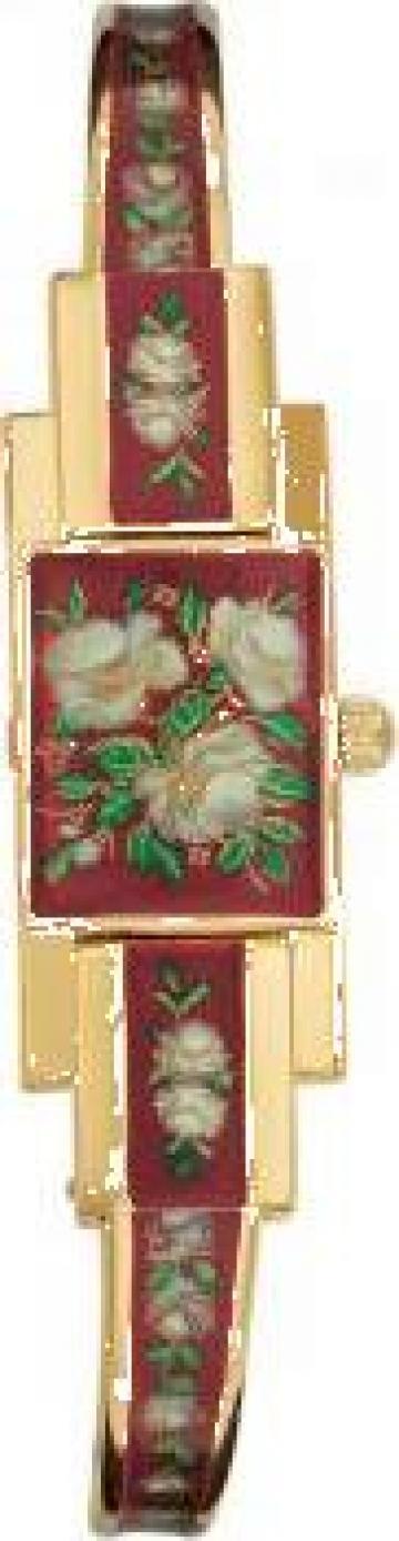 Ceas Andre Mouche Marquise Mini Alizee Rose Gold de la S.c. Select S.r.l.