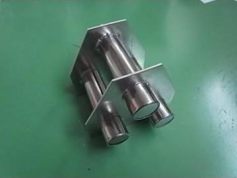 Separator magnetic 100mmX90mmX80mm, 3 magneti